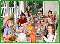 Kids Theme Parties